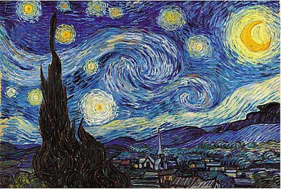 抽象主义绘画大师作品